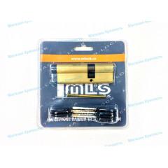 Цилиндровый механизм Master-Lock 40-60 кл.- кл. (5 ключей)