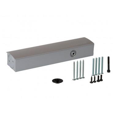 Дверной доводчик GEZE TS 4000 серебро (без тяги) EN1-6