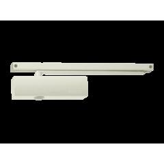 Дверной доводчик GEZE TS 3000 белый (без тяги) EN3