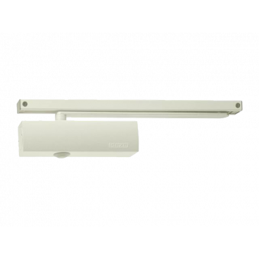 Дверной доводчик GEZE TS 3000V белый (без тяги) EN1-4