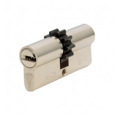 Механизм цилиндровый Mul-T-Lock 7x7 L76  (33*43) кл/кл никель шест