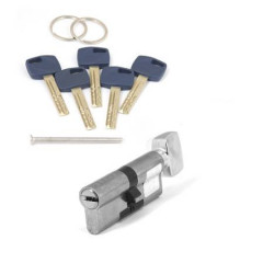 Цилиндровый механизм Apecs Premier XR-80-C15-NI
