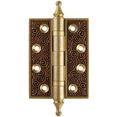 Петля универсальная Castillo CL 500-A4 102x76x3,5 FG-10 Французское золото