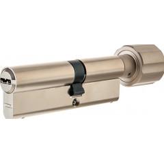 Цилиндровый механизм ABUS X12R 35-35 (70 мм) ключ\вертушка NI