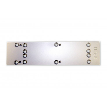 Монтажная пластина ASSA-ABLOY A187 silver для DC135