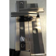 Ручки на планке для двери Форпост Pandoor Р014 (левые)