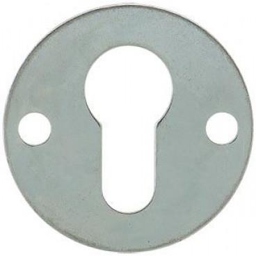 Проставка под врезную броненакладку Cisa (цинк) 2мм