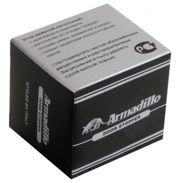 Упор дверной Armadillo DH003ZA CP Хром
