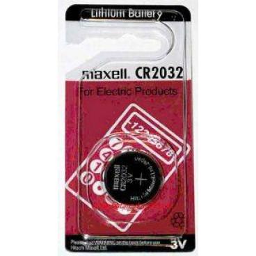 Батарейка MAXELL CR2032 дисковая 3В