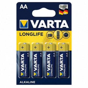 Батарейка VARTA LR6 (AA) Long Life