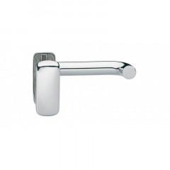 Ручка раздельная Abloy Presto 3-20/007 алюминий анодированный серебром