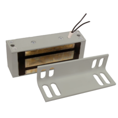 Электромагнитный замок ОЛЕВС М1-300 серый