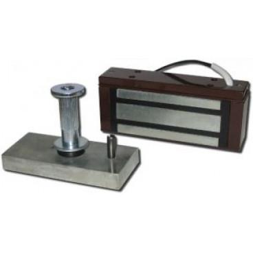 Электромагнитный замок ОЛЕВС М1-150 коричневый