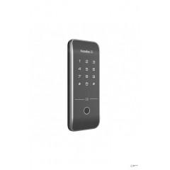 Накладной электронный дверной замок Kaadas R7-5 Black с отпечатком пальца