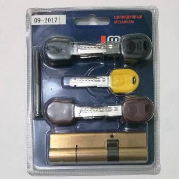 Механизм цилиндровый Master Lock 35*65 кл/кл, перекод.