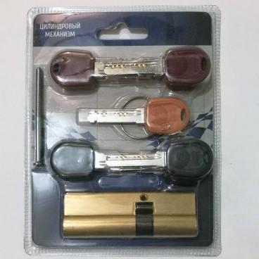Механизм цилиндровый Master Lock 35*55 кл/кл, перекод.