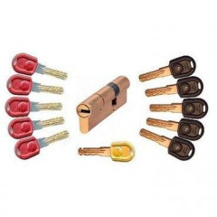 Механизм цилиндровый Master Lock 40*60 кл/кл. 10 кл. Перекодировка и Антибампинг.