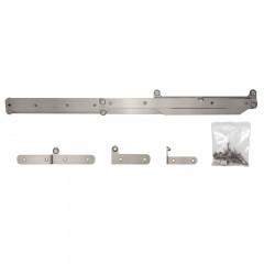 Складная система Armadillo (Армадилло) COMPACK 180.50.A80 DX INOX Нержавеющая сталь прав.