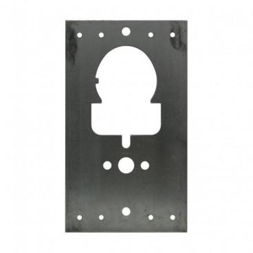 Защитная пластина 06.429.05.0, размер 128х213х3