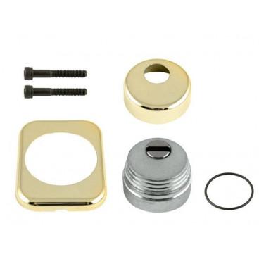 Броненакладка на цилиндр Armadillo ET/ATC-Protector 1-25(SQ) GP-2 Золото