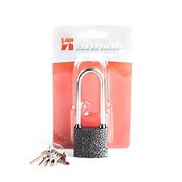 Замок навесной Аллюр HG-340C (ВС1Ч-340) полимер 5 ключей