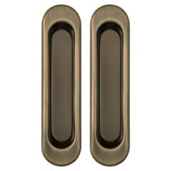 Ручки для раздвижных дверей Punto Soft LINE SL-010 AB бронза