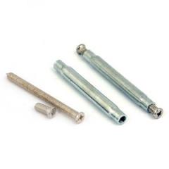 Стяжка винтовая Apecs SCR-M4-10(50)50-NI (2шт)