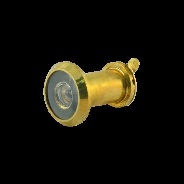 Глазок дверной Нора-М №6/d14/180/L25-42 (золото)