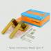 Ручка дверная Нора-М AL 106K AL (матовый хром)