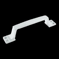 Ручка-скоба РС-100 алюминиевый металлик