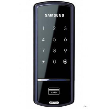 Замок дверной Samsung SHS-1321W XAK/EN +пульт д/у