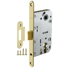Корпус замка PLASTIC P85C-50 SG мат. золото