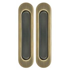 Ручка для раздвижных дверей SH010-WAB-11 матовая бронза