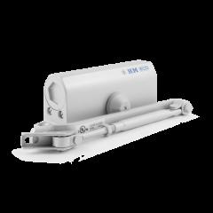 Доводчик Нора-М 520 ЕСО (25-70 кг) - серый - морозостойкий
