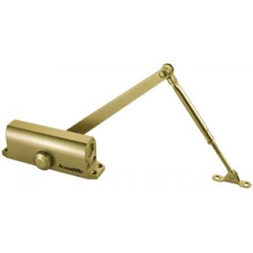 Доводчик дверной морозостойкий LY5 120 кг (золото)