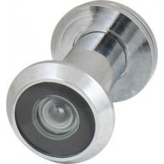 Глазок дверной Armadillo, стеклянная оптика DVG1, CP Хром