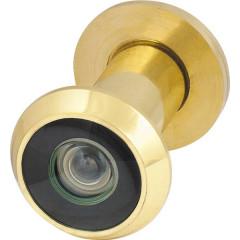 Глазок дверной Armadillo, пластиковая оптика DV1, 16/35х60 GP Золото