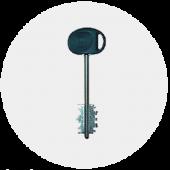 Ключи для перекодировки, нуклии, роторы