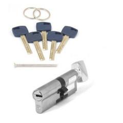 Цилиндровый механизм Apecs Premier XR-80(35/45C)-C15-NI