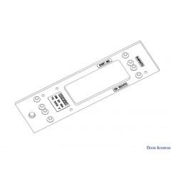 Монтажная пластина GEZE TS 3000