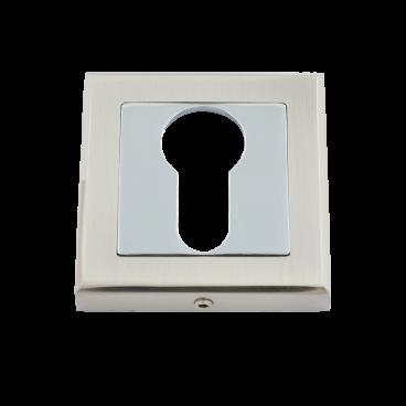 Накладка под ключ Нора-М НК-К (мат.хром)