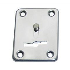 Накладка ЗВ13 38.4.040 (комплект) нерж.сталь