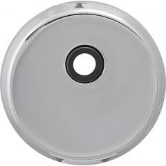 Накладка на цилиндр под вертушку, внутренняя Cisa 06.473.10.18 (ХРОМ)