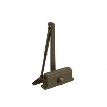 Доводчик дверной Нора-М 2S морозостойкий 50 кг (бронза)