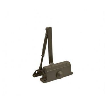 Доводчик дверной Нора-М 2S-F морозостойкий 50 кг (бронза)