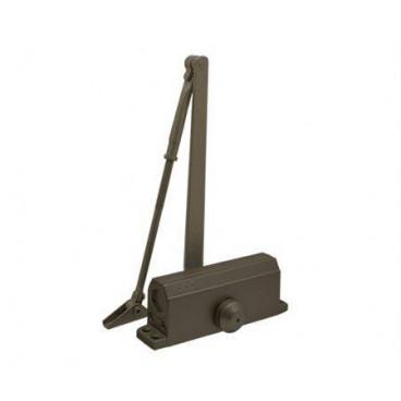 Доводчик дверной Нора-М 3S морозостойкий 50-80 кг (бронза)