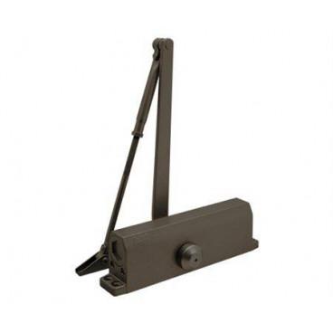 Доводчик дверной Нора-М 5S морозостойкий 160 кг (бронза)