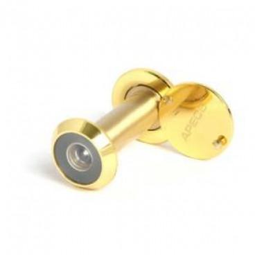 Глазок дверной Apecs 3014/40-75 G