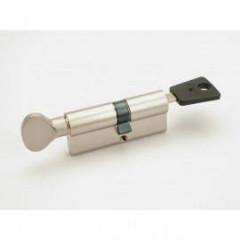 Цилиндровый механизм Mul-T-Lock 7x7 80mm (35x45T) (никель)