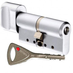 ЦилиндрAbloy CY333N (ключ+вертушка)